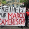 Marco'ya ve bütün politik tutsaklara özgürlük!