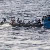 Libya'da göçmen gemisi battı : 170 kişi kayıp