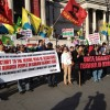 Londra'da Kobane ile dayanışma eylemleri devam ediyor