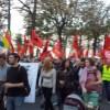 Viyana`da Rojava-Kobani ve Sengal ile Dayanışma Eylemleri