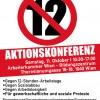 Avusturya`da 12 Saatlik İş Günü Yasa Tasarısına Karşı Eylem Konferansı Gercekleştirildi