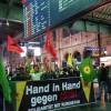 Şengal'e Yapılan Saldırı Zürih'de Protesto Edildi!