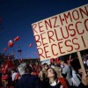 Roma'da 1 milyon kişi hükümete karşı meydanları doldurdu