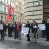 Viyana`da Muzaffer Acunbay`a Özgürlük Eylemi