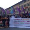 Köln'de Kadına Karşı Şiddete Hayır Eylemleri