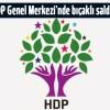Ankara'da HDP yöneticisine bıçaklı saldırı