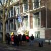 Den Haag'da Muzaffer Acunbay İçin Dayanışma Mitingi Gerçekleştirildi