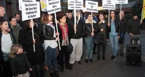 Şilan Özçelik'in Tutuklanması Daiş'e Destek Vermektir
