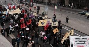 Hamburg'ta 1 Mayıs '' Hepimiz Atik'liyiz '' Sloganları İle Kutlandı