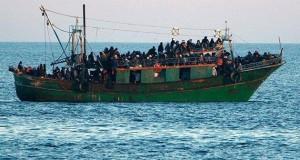 Akdeniz'de binden fazla mülteci 'kurtarıldı'
