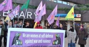 Londra'da 25 Kasım Etkinlikleri Başladı