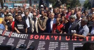 Soma davasında sekiz sanıktan ikisi tahliye edildi