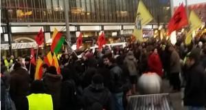 PKK Yasağı Kalksın, Siyasi Tutsaklar Serbest Bırakılsın Berlin Yürüyüşü