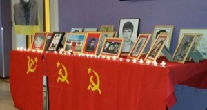 Parti ve Devrim Şehitleri Arnhem'de anıldı
