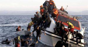 Akdeniz'de 2,5 yılda 10 bini aşkın mülteci hayatını kaybetti